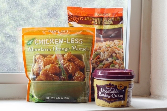 Best healthy options at trader joe's