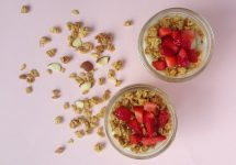 coconut yogurt parfait