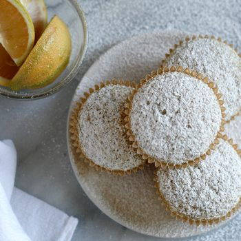 Lemon Chia Cupcakes