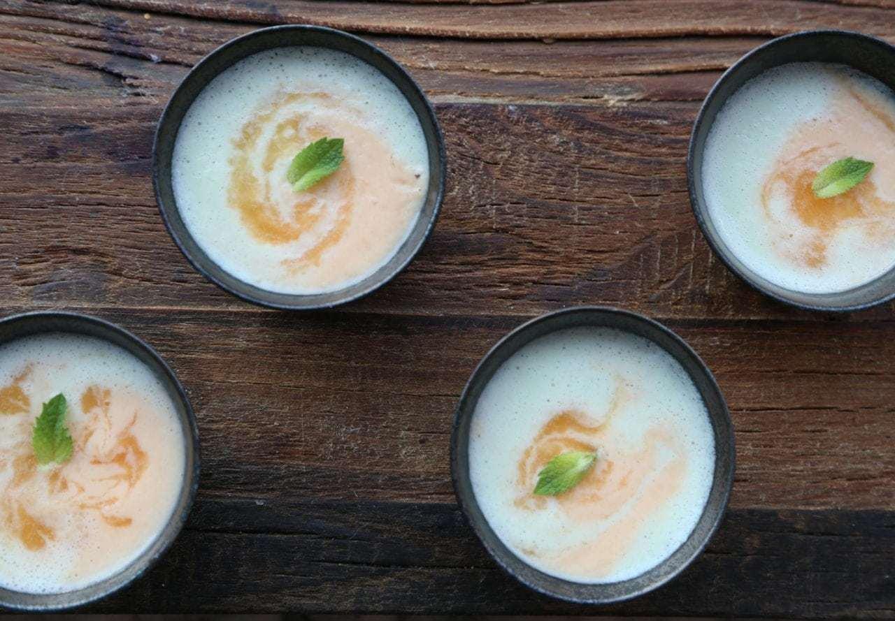 healthy vegan soups