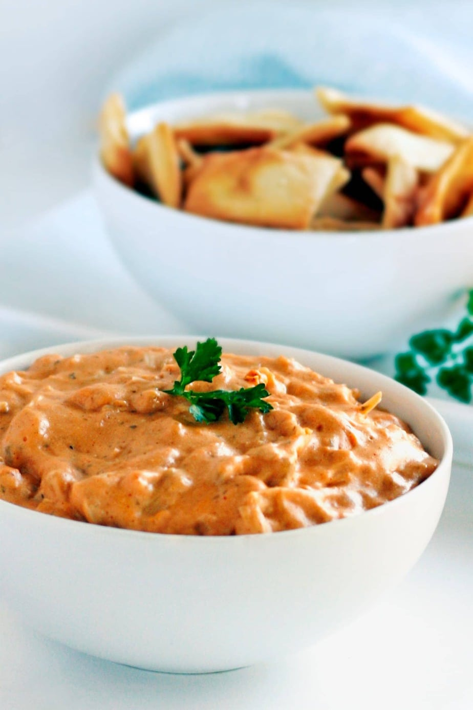 Vegan Buffalo Chicken Dip Recipe Well Vegan